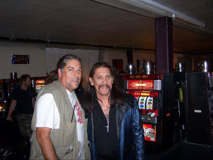 Danny Trejo and James AE Fuentez
