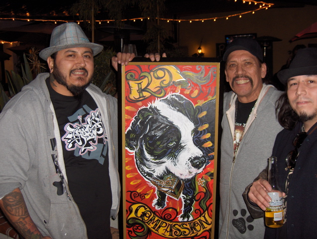 Danny Trejo Charity Work